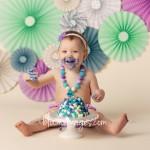 1st Birthday Cake Smash – Ashburn VA Baby Photographer