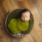 Newborn Photography Washington DC – Welcoming Baby Issac
