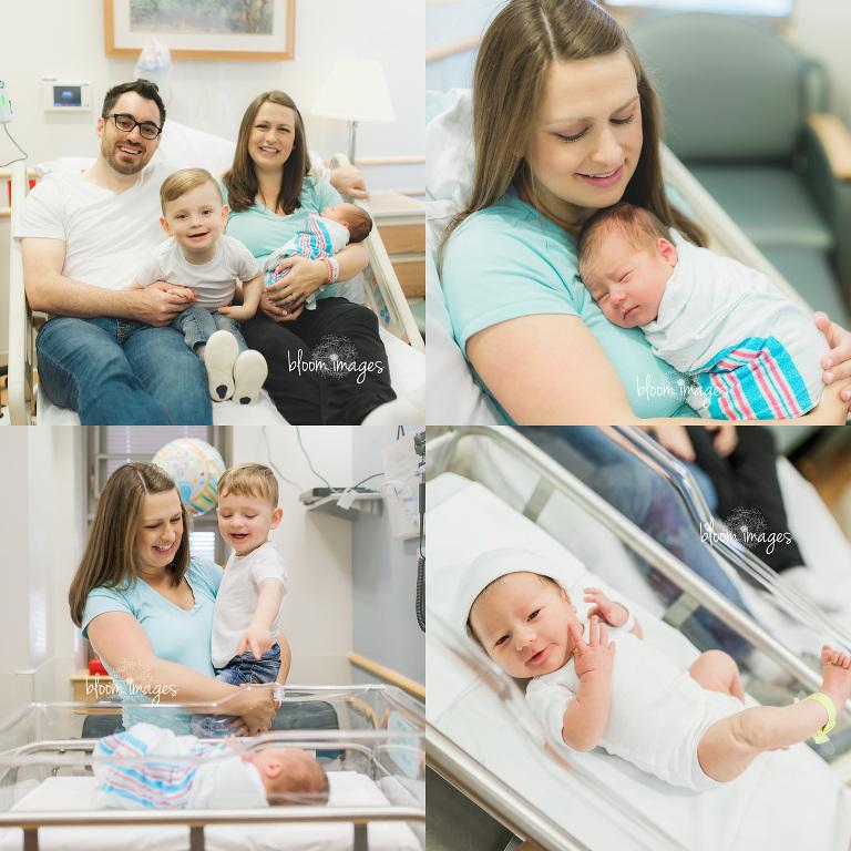 Fresh 48 Photography Northern VA infant in hospital photos, Fresh 48 Ashburn VA