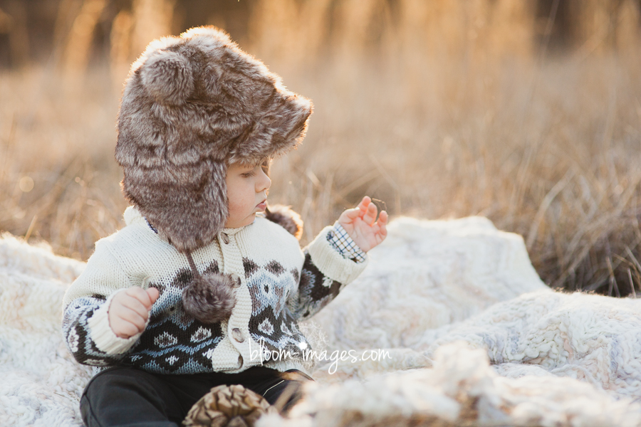 Baby photography session in Washington DC