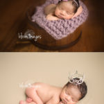 Newborn Photography Studio Ashburn VA – session with baby Z