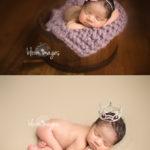 Newborn Photography Studio Ashburn VA – session with baby Z