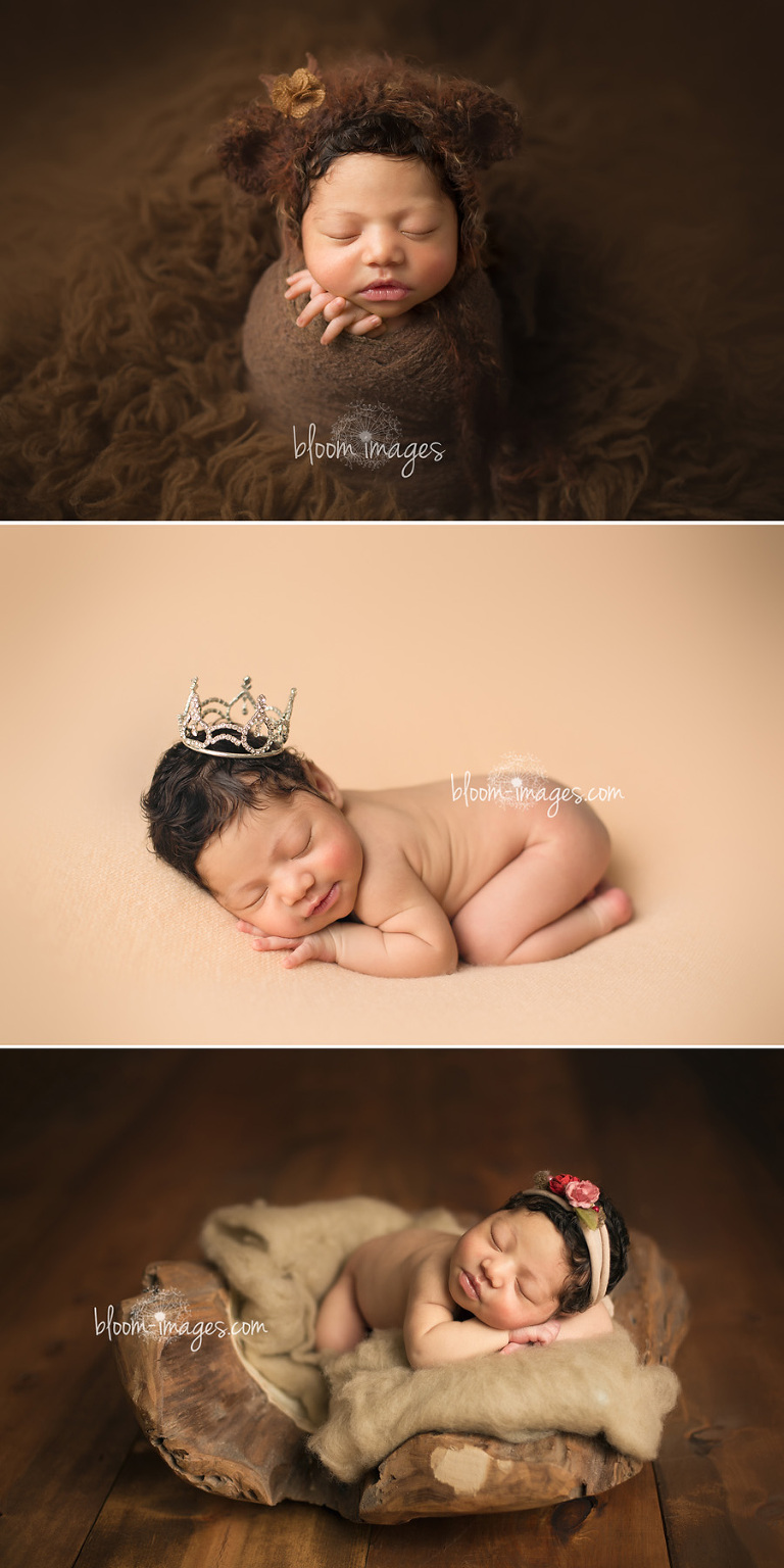 Newborn photography session Northern Virginia