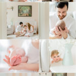 Lifestyle Newborn Photography in Northern VA – Baby Olivia