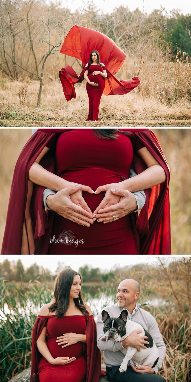 Maternity Photographer Northern VA beautiful pregnancy photos